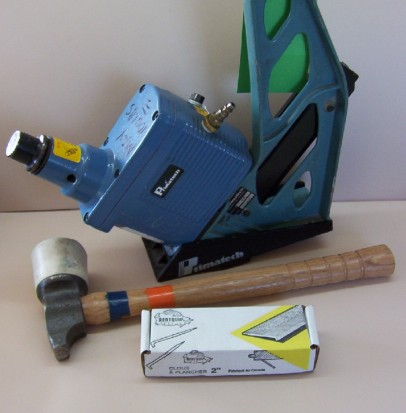 Air Nailer - Hardwood