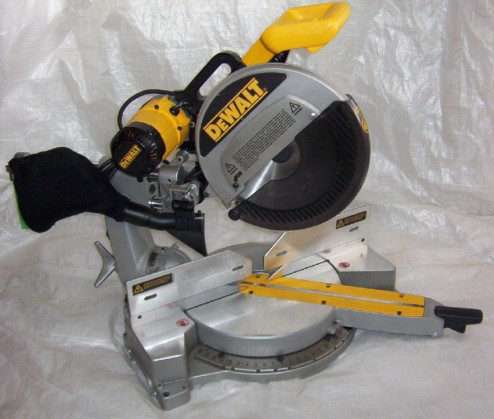 "Power Mitre Saw - 12"" Compound"