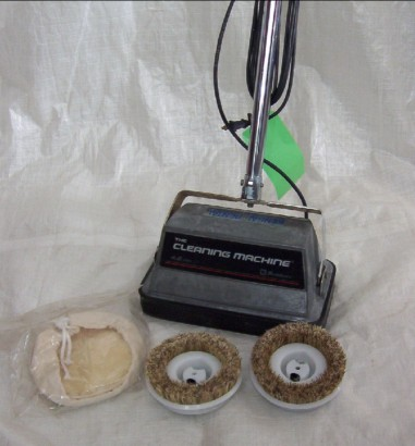 Floor Polisher - 2 Brush (Polishing Pads Extra)